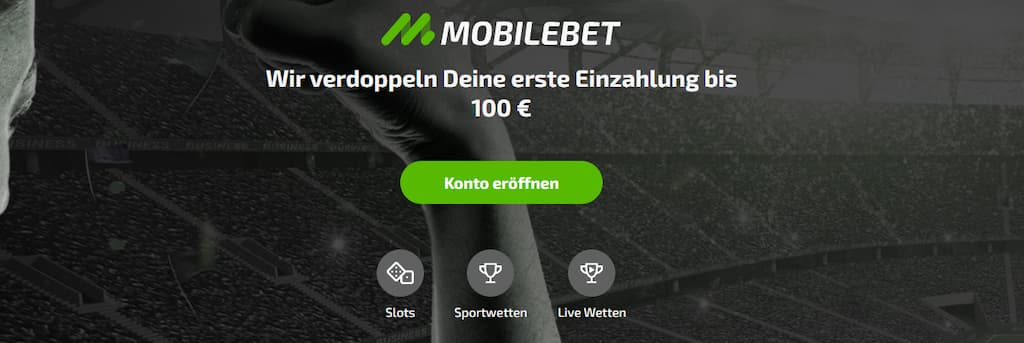 Mobilebet Schweiz Bonus