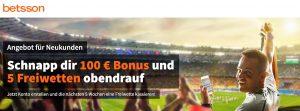 betsson sportwetten bonus schweiz