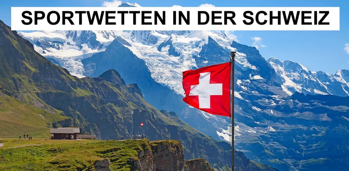 Sportwetten in der Schweiz