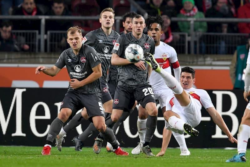 Stuttgart Nuremberg Gomez