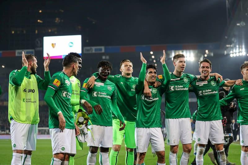 Super league St. Gallen