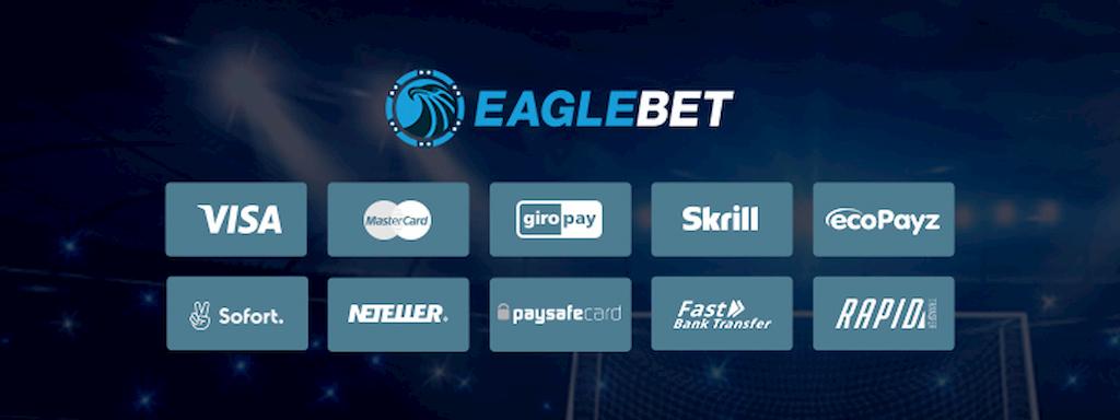 EagleBet | Online Sportwetten & Casino | Freiwette Von Bis Zu 30€