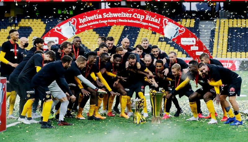 Young Boys Bern Meister Pokalsieger 2020