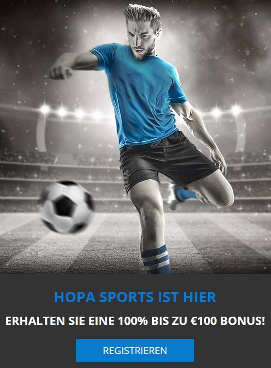 hopa sport bonus