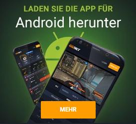 GGbet Schweiz App