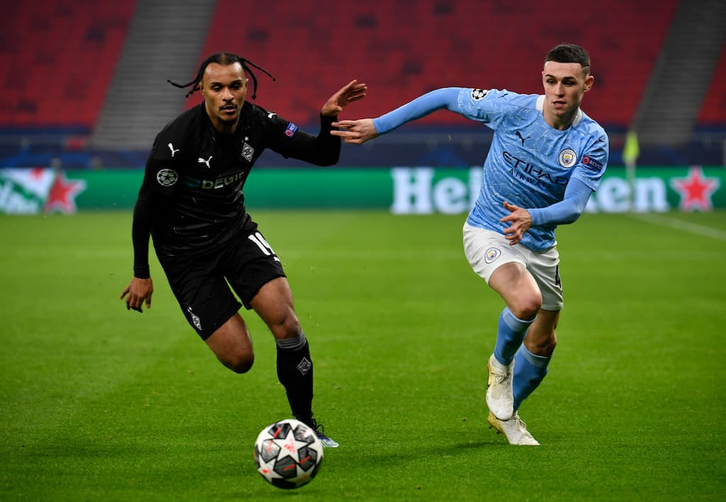 Champons League Tipp - ManCity vs Borussia M'Gladbach
