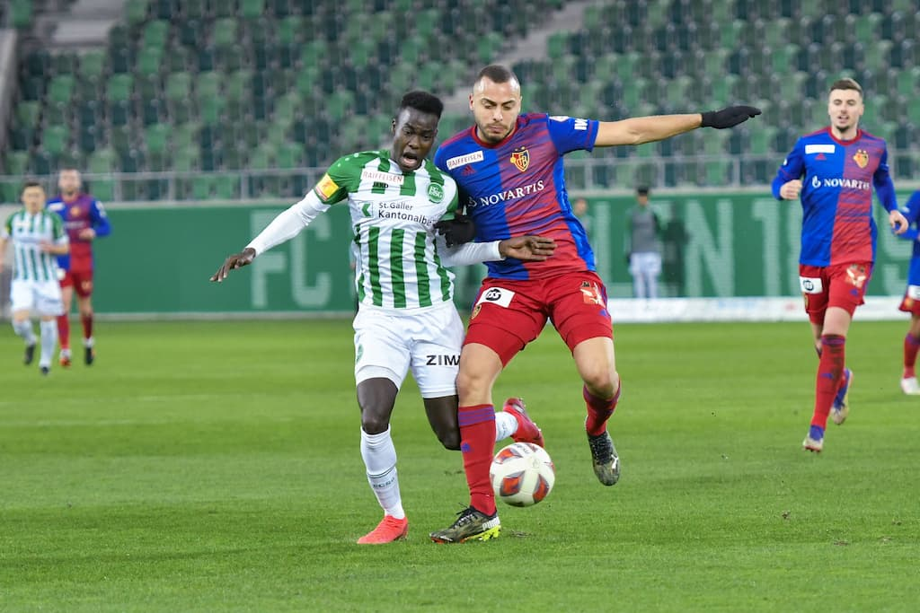 Super League Tipp St. Gallen - FC Basel