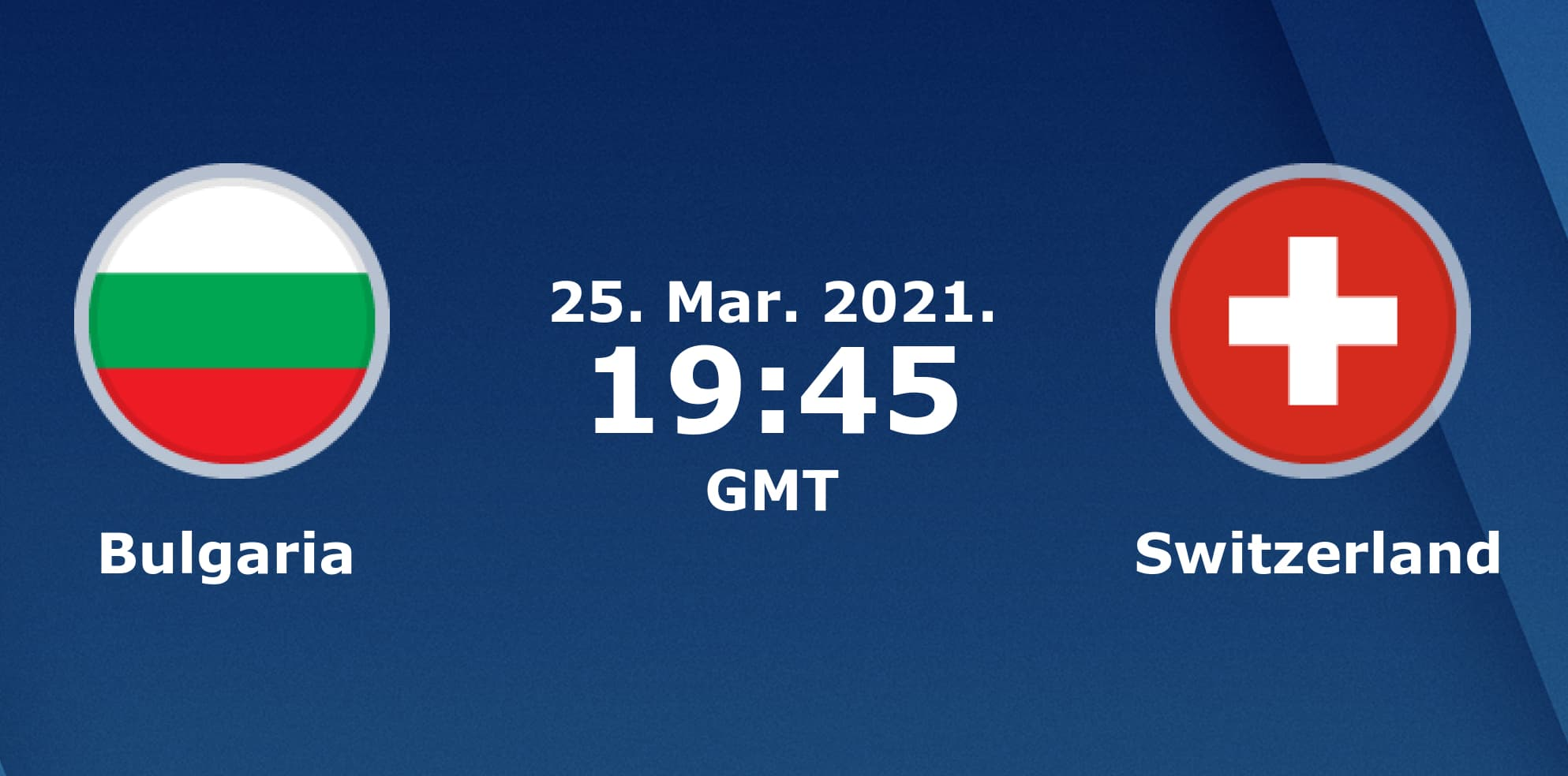 Bulgarien vs. Schweit WM2022 Qualifikation Wett-Tipp