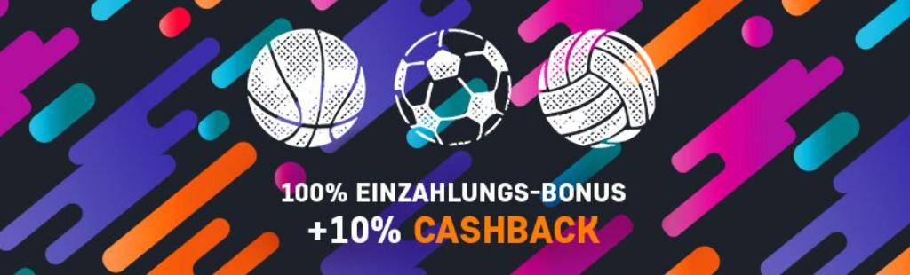GGbet Schweiz Bonus
