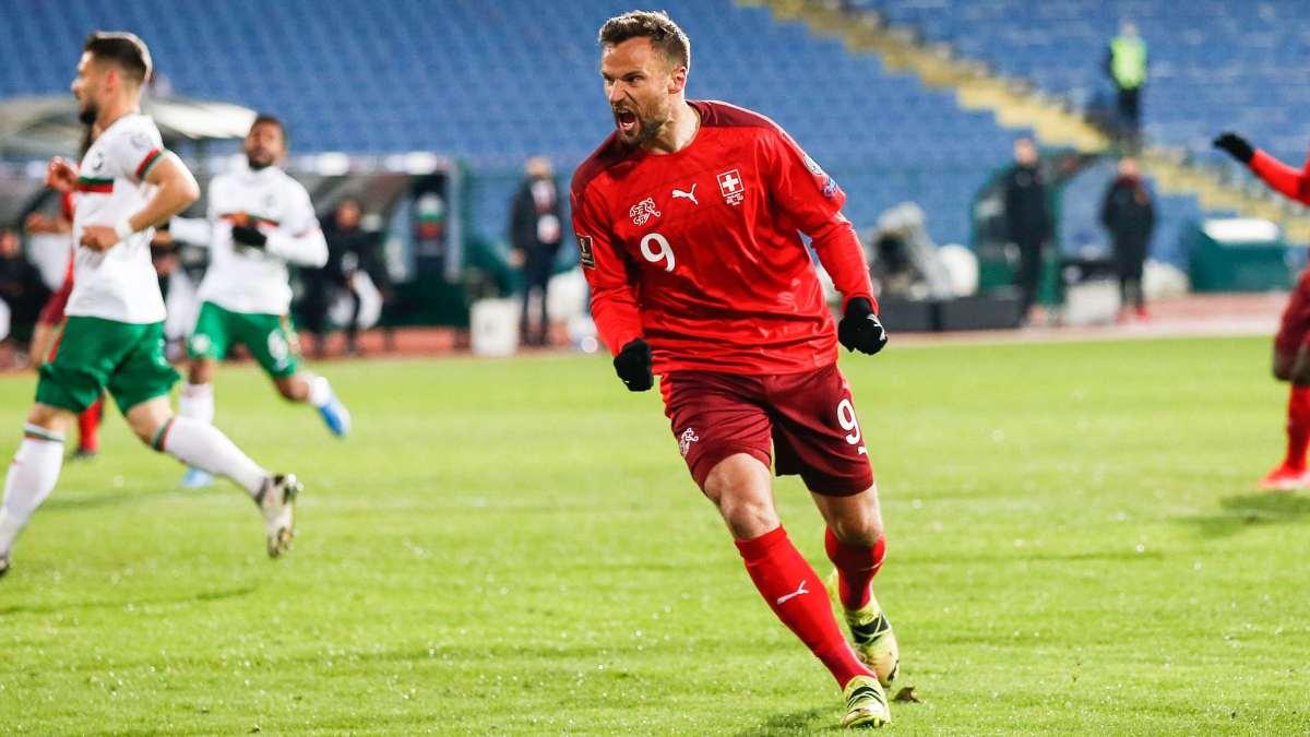 EM 2021 Schweiz - Haris Seferovic