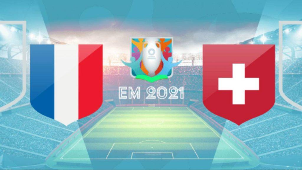 Frankreich - Schweiz Tipp | EM 2021 | Achtelfinale