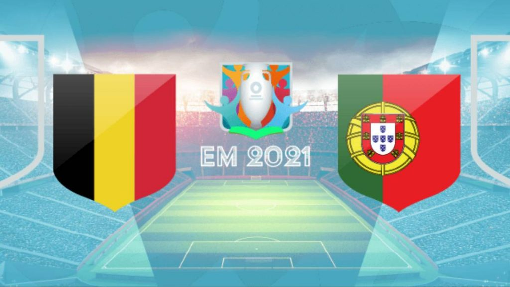 Belgien - Portugal Tipp zum EM 2021 Achtelfinale