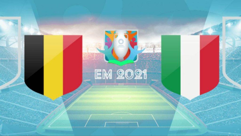 Belgien - Italien Tipp