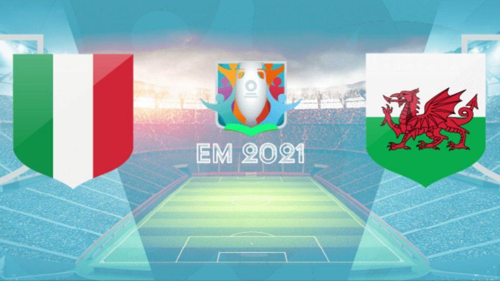 Italien - Wales Tipp der Gruppe A