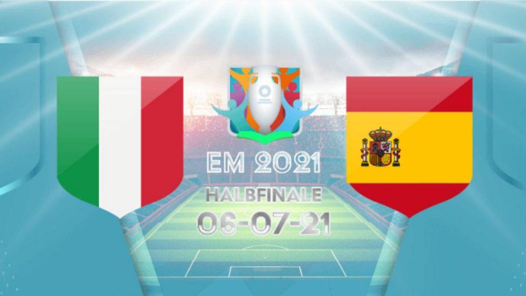 Italien – Spanien Tipp | EM 2021 | Halbfinale
