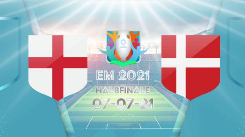 England - Dänemark Tipp | EM 2021 | Halbfinale