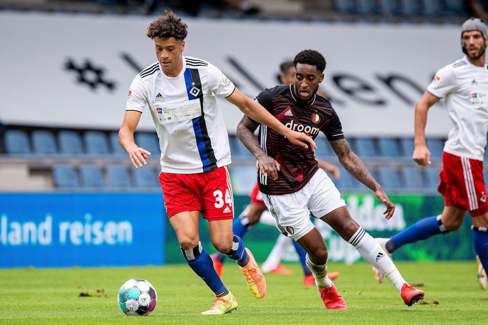 Hamburger SV vs. Dynamo Dresden Tipp