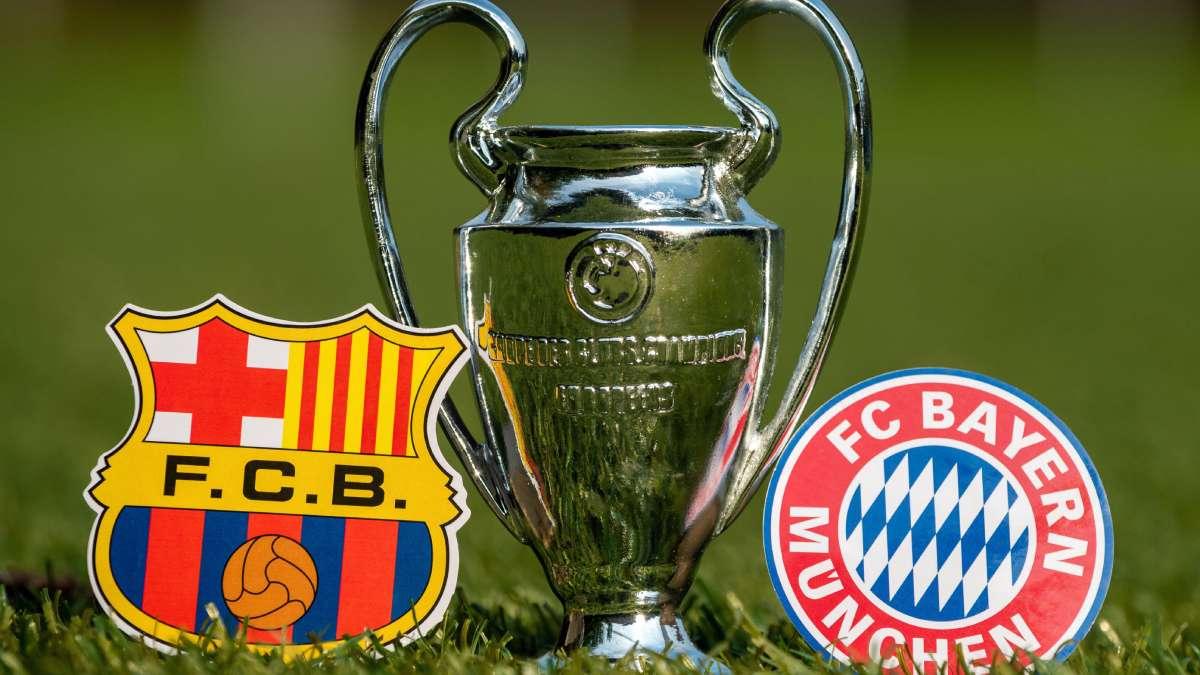 FC Barcelona vs. FC Bayern München Tipp