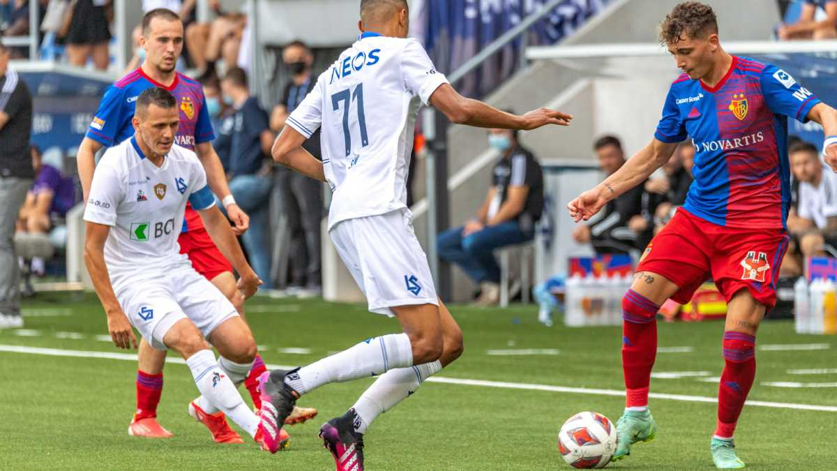 FC Lugano - FC Basel Tipp Quoten & Prognose